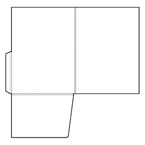 Glued Forme 12
